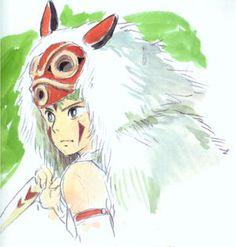 15件もののけ姫 サンおすすめの画像 Hayao Miyazakiprincess