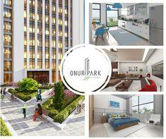 Onur Park Life İstanbul konutlarının 3.10 ila 3.80 metre arasında değişen kat yüksekliği ve birbirini görmeyen önü açık konumu sayesinde ferahlığı ve müstakil ev konforunu yaşayacaksınız.