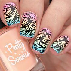 Guest Post: Stamping Nail Art from Emiline aka Nail Polish Society