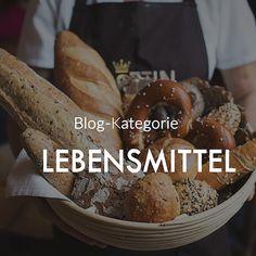 Blog Kategorien LEBENSMITTEL