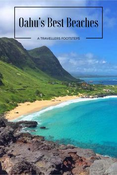 Oahus Best Beaches - revealed on my travel blog