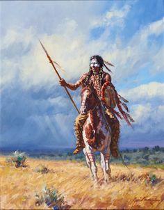 Martin Grelle | Warrior Alone kK