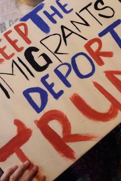 "Donald Trump Says He Will Deport Three Million Immigrants ""Immediately"""