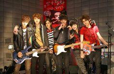 Shut Up Flower Boy Band <3