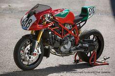 750  DAYTONA By Radical Ducati Grease Gasoline