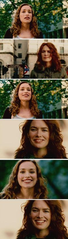 Imagine Me and You...my heart burst and I started crying at this scene!! :')