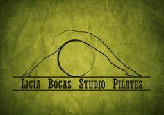 logo BOGAS PILATES by Davi Marin, via Behance