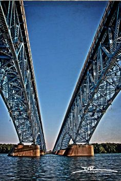 Grand Island Bridge, David Rennemann   Photos   National Association of Photoshop Professionals (NAPP)