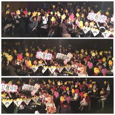 【fromスタッフ】 福岡公演、ありがとうございました!! アンコールでは、ファンのみなさんから、土岐麻子へ結婚&誕生祝いのサプライズがありました☺︎ 土岐「わたしは幸せものですーー」 と、心から嬉しそうでした♡