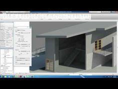 Autodesk Revit Tutorials: 20 Rendering the House