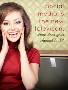 Social Media is the New Television. How does Your Channel Look? http://www.huffingtonpost.com/peg-fitzpatrick/social-media-is-the-new-t_b_3813656.html