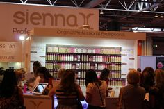 The gorgeous Sienna X retail range was a sight to behold.