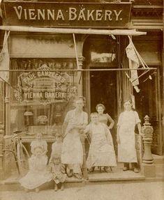 Paul Canzler's Vienna Bakery 146 E 43nd Street Bronx, NY