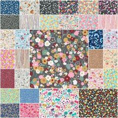 London Calling Lawn 5 Fat Quarter Bundle
