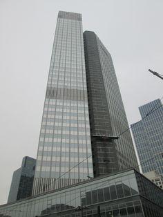 Frankfurtin pilvenpiirtäjät