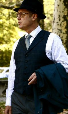 "The Blacklist - Raymond ""Red"" Reddington"