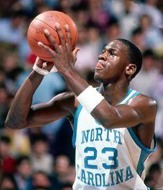 Michael Jordan NC gaming winning shot vs Georgetown 1982
