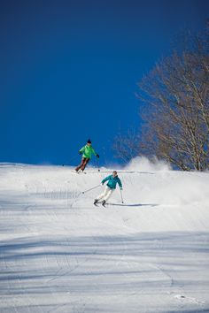 EAST: 5. Holiday Valley, New York. Midwesterners and East Coast residents alike flock to this ski resort, especially for its après. #ResortSurvey