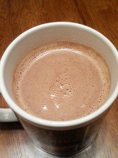 Enjoy this dairy free, gluten free, wheat free and grain free warm, spicy hot cocoa drink made with coconut milk and chocolate as is or with your favorite meal for the holidays.