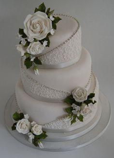awesome 49 Beautiful Wedding Cake Ideas Every Women Want  http://www.lovellywedding.com/2018/03/22/49-beautiful-wedding-cake-ideas-every-women-want/