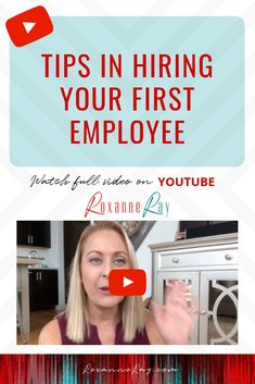 4 things you must take into consideration when hiring your first employee or your first virtual assistant. Make Money From Home, Way To Make Money, Make Money Online, Florida Girl, Top Blogs, Quitting Your Job, Starting Your Own Business, Business Entrepreneur, Virtual Assistant