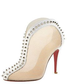 Ankle Boots - Boots - Shoe Salon - Bergdorf Goodman - via http://bit.ly/epinner