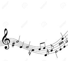 dibujos notas musicales recortables - Buscar con Google