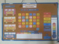 Calendarul naturii - Ana Bâra Kids Routine Chart, Kindergarten, Calendar, Education, School, Kindergartens, Preschool, Life Planner, Training