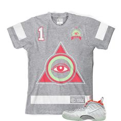 adc486192b00 Rebels Jersey Tee to match Yeezy Foams-Effectus Clothing