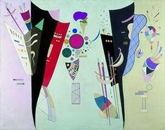 Wassily Kandinsky. Reciprocal Accords, 1942