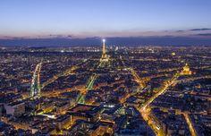 Photograph Paris View by Csilla Zelko on 500px