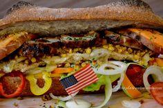 Black Friday sandwich (trilogie de Thanksgiving)   Petits Plats Entre Amis