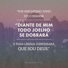 Romanos 14:11