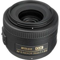 Nikon AF-S Nikkor 35mm f/1.8G DX  $196.95  A Fast Prime Lens, that I'm hoping to purchase sometime in July, prior to our August 1,000 Island Trip.