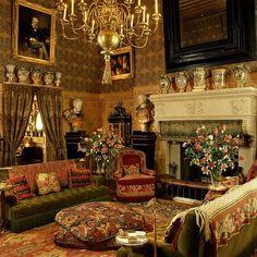 Baron Guy de Rothschild residence  Interior Geoffrey Benninson