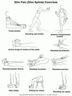 Shin Splint Exercises 3