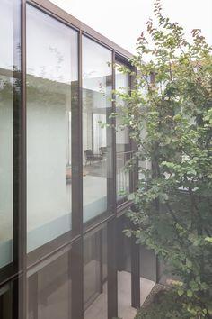 penthouse — Hans Verstuyft Architecten