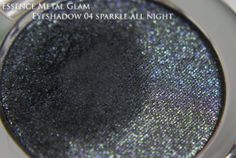 Essence Metal Glam Eyeshadow 04 Sparkle all night http://www.talasia.de/2013/10/19/essence-metal-glam-eyeshadows-part-2/