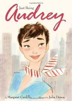 Just Being Audrey: Amazon.es: Margaret Cardillo, Julia Denos: Libros en idiomas extranjeros