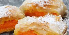 Sweet Recipes, Healthy Recipes, Healthy Foods, Greek Cooking, Pumpkin Dessert, Culinary Arts, Cake Cookies, Cornbread, Delicious Desserts