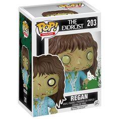 Funko Pop! The Exorcist: Reagan 203  - samlefigur - ca. 10 cm høy - vinylfigur nr. 203