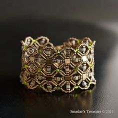 Risultato immagine per Free Patterns Using Tila Beads