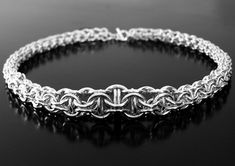 Chain mail jewelry - gorgeous!