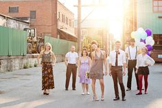 Wedding Party - PHOTO SOURCE • BRITTANY PUTNAM PHOTOGRAPHY