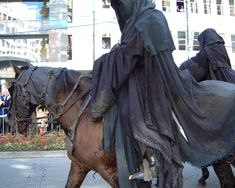 Ring Wraiths / Nazgul costume