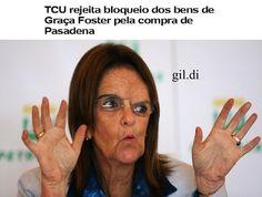 Graça Cerveró Humor Político - NADA É TÃO RUIM QUE NÃO POSSA PIORAR.