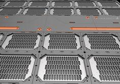 ArtStation - Sci-Fi Floor Panels, Amin Akhshi