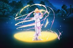 Who remembers this scene from The Swan Princess?