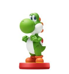Yoshi Amiibo - Super Mario Serie - 2015