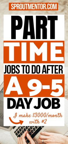 Are you looking for part time jobs? This post features companies offering online part time jobs you can do late night, after work or in the weekends. Work From Home Careers, Work From Home Companies, Legitimate Work From Home, Online Work From Home, Work From Home Tips, Make Money Online Surveys, Earn Money From Home, Way To Make Money, Best Side Jobs
